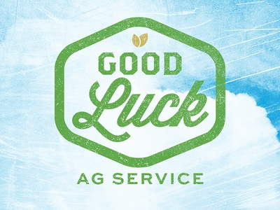 Good Luck AG Service Logo