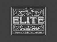 Three Sixty Elite Structures Logo