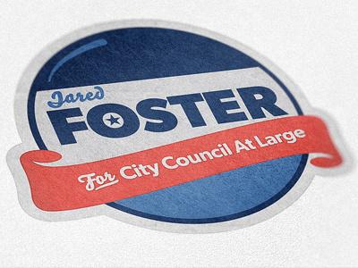 political logotype logo enclosure crest campaign political word mark