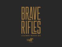 Brave Rifles