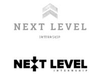 Next Level Internship Logo Comps