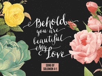 Song of Solomon Wallpaper