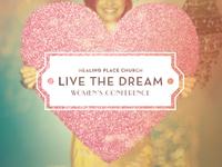 Live the Dream 2011 - Cover/Logo