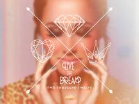 Live The Dream 2012 Cover
