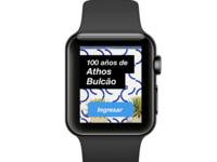 Athos Bulcão watch prototype