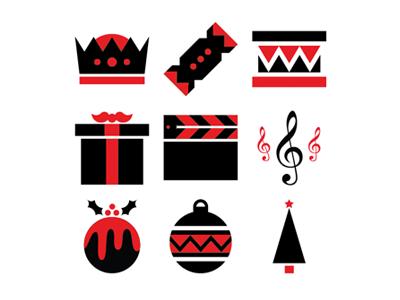 Christmas Icons icons christmas