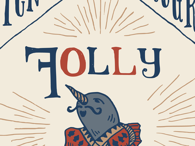 Folly Sneak Peak folly illustration gnar wip