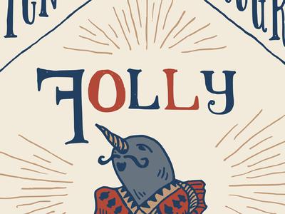 Folly Sneak Peak folly illustration gnar wip