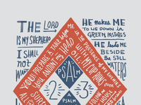 Psalm23 full preview
