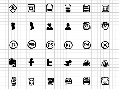 Steedicons preview