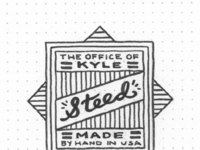 Office of kyle steed seal scan