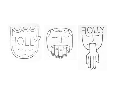 Folly Doodles folly illustration doodling fun