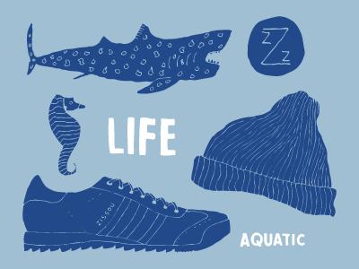 Essentials Of illustration the life aquatic essentials of just for fun