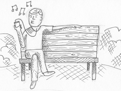 Whistle While You Work illustration storyboard instead wip