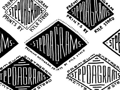 Steedagrams steedagrams identity hand-drawn