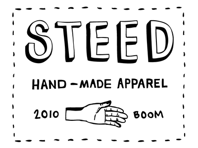 Hand-Made Apparel v.2 hand-made apparel 2010 boom tag