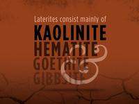 Laterite Slide 3