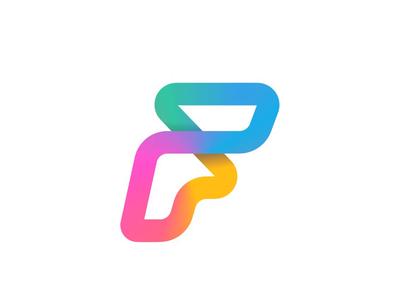 Fitness app logo