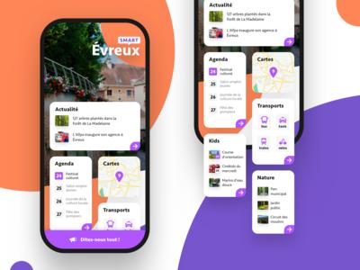 Town Hall App