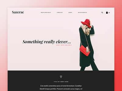 Unused Ecommerce Theme