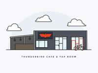 Thunderbird Cafe & Tap Room