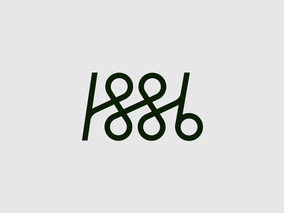 1886 Identity lettering illustrator vector illustration type logo typography design branding