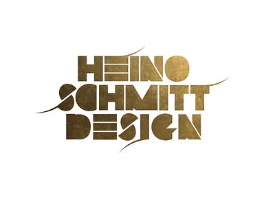 Heino Schmitt Design | Bespoke furniture made with wood + brass art illustrator lettering type illustration vector design logo typography branding
