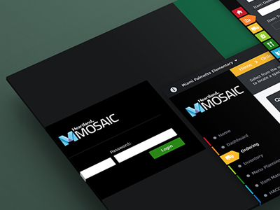 Mosiac cloud ui   ux design