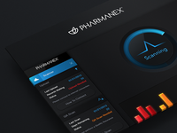 Pharmanex Lucid: iPad App UI Design