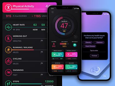 Advance Preview healthcare healthcare app ux designer ux design agency app ux design user interface design user interface ux ui design ui