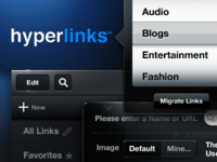 Hyperlinks Transparency FX