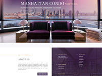 Real Estate Web Design Proof-of-Concept