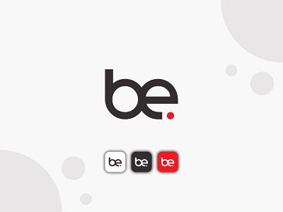 be Logo Design clean logos icons color ideas latest logo logo trend abstract logo black logo red logo circular logo clean logo attractive logo awesome logo luxury logo b logo be logo new logo trend 2021 modern logo app logo app