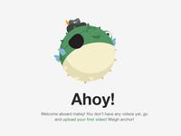 AHOY! Pirate Pufferfish