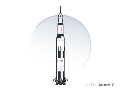 Apollo Saturn V nasa illustration saturn v v saturn apollo