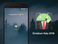 Droidcon Italy 2018