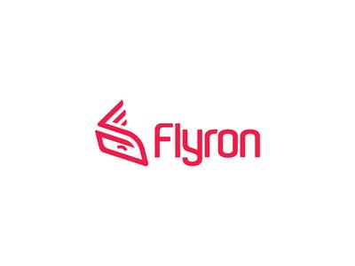 Flyron logo