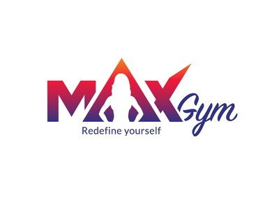 Max gym Logo