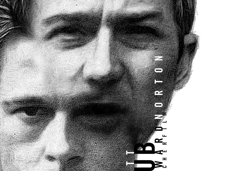 Fight Club Poster illustration edward norton brad pitt graphic design poster fight club club fight