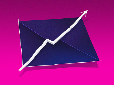 how to grow your email list - illustration noise grain illustration list grow e-mail