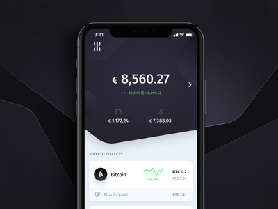 U•••••• crypto banking app bank crypto currency crypto wallet crypto