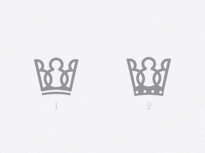 B crown ccrown b letter logo identity mark brand art design designer branding creative connection