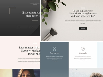 Irveeno - Woman Network Marketing