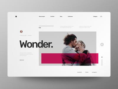Wonder - Love Design