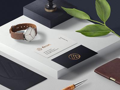 Branding for Fircon Group symbol icon typography vector brand minimalist branding design letterhead indentity print stationery design logo branding