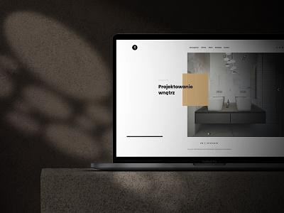 Marta Bukala Interiors - Website web designer webdesign brand web design minimalist design website design ux ui website