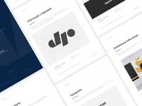 Brandbook for DigiPlanet