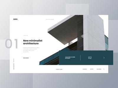 Building Website Concept
