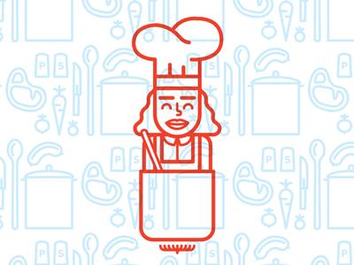 Cook Illustration