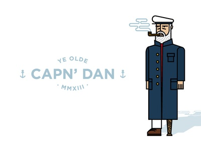 Ye Olde Capn' Dan (2x)